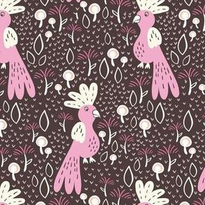 Flamin Galah - Pink