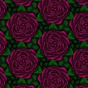 Dark Rose field