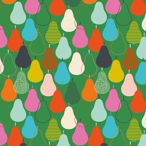 Bold Happy Pears