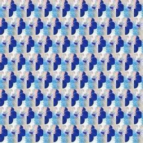 Imaginary Indigo Blue Berry