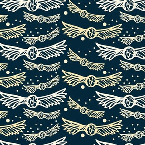 Golden Wings, on Navy