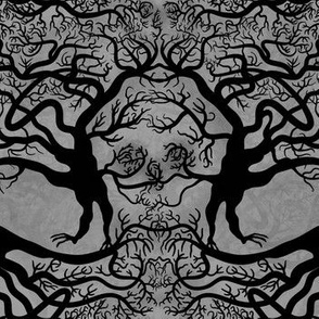 Haunted Forest Grey