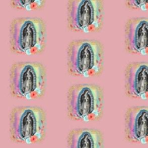 Virgin Mary Floral