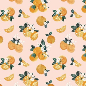 Vintage oranges M
