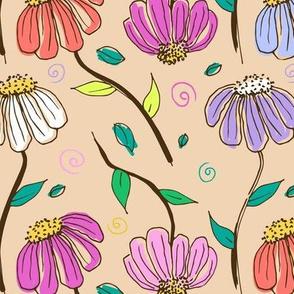 Flores de Jardin