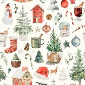 Noel Christmas  // Ivory