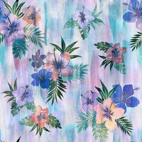Hawaii floral 3 multi