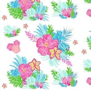 paradise floral tropics - LG 7