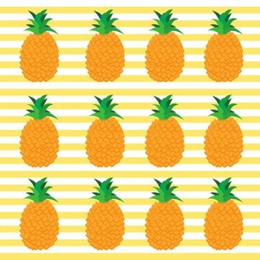 Pineapples in Summer