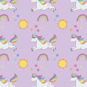 It's all unicorns and rainbows