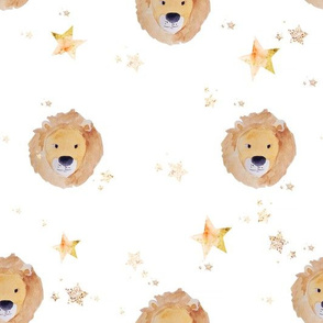 Lions with the stars