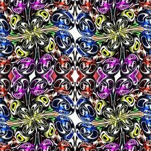 Warped Eye Abstract