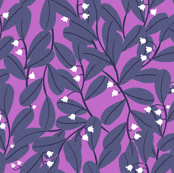 LILY OF THE VALLEY purple
