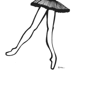 Ballerina Legs & Tutu