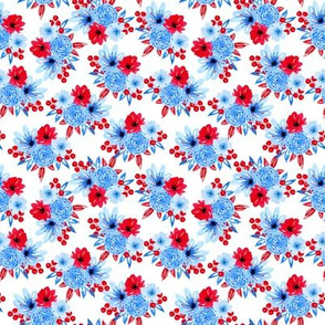 BKRD American Dream Floral 4x4