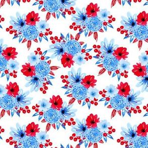 BKRD American Dream Floral 6x6