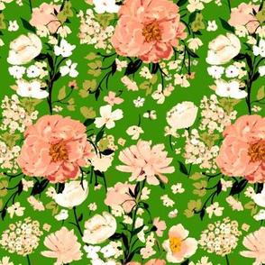 English Garden - Faded Green - small