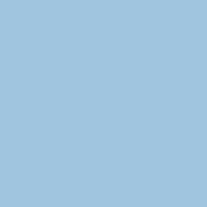 American Dream Blue Solid