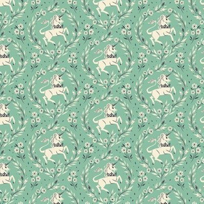 The Stirling Unicorn (Mint - Small)