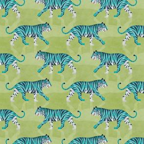 Mint tiger mojito