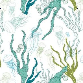 Bioluminescence grun