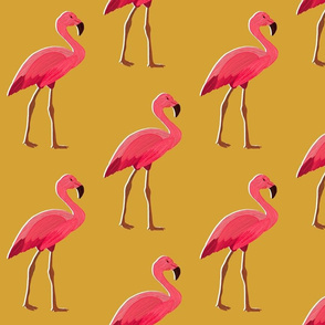 Let's Flamingle - Mustard