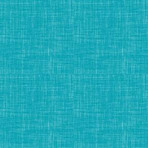 Ocean blue linen