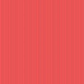 jays stripe-bright coral sm