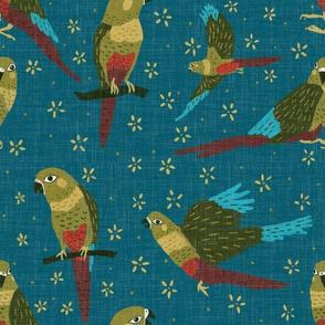 Birdie - Teal