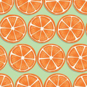 Fruit Orange Pattern 26