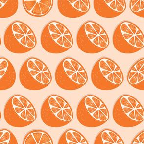 Fruit Orange Pattern 027