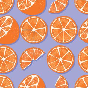 Fruit Orange Pattern 028