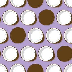 Fruit Coconut Pattern 036