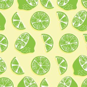 Fruit Lime Pattern 039