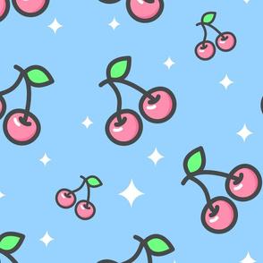 Pastel Cherries
