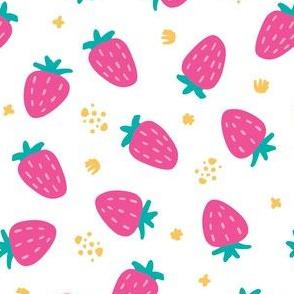 Midsummer Strawberry