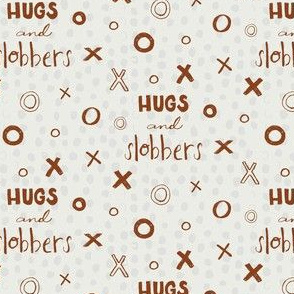 hugs and slobbers_cream