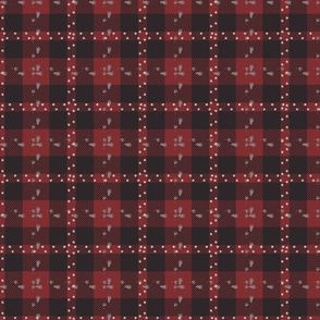 Canadian Wilderness Plaid
