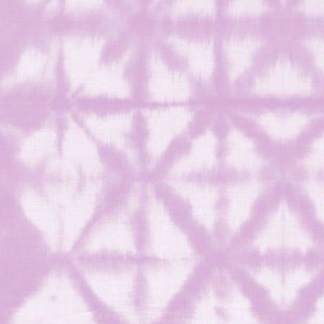 Soft tie dye boho texture summer shibori traditional Japanese neutral cotton print bright lilac