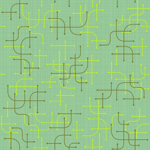 Radioactive Circuits Green