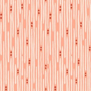 Granola stripe_small-pink-red