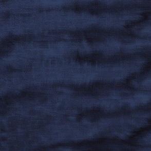 Striped tie dye boho texture summer shibori traditional Japanese neutral cotton navy blue night