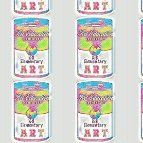 ART Education, K-8,  float