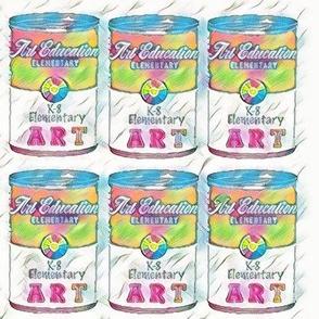 Art Education, K-8, Float,