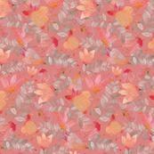 Dancing Flowers pink