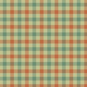double spice-market gingham