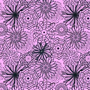 Power Flower Lt Pink