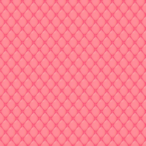 Pink Quilted Design