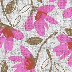 midsummer pink flowers-jumbo