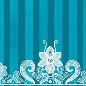 Butterfly Lace | Cerulean
